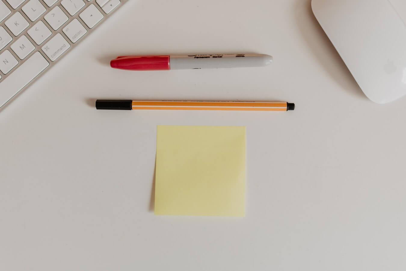 markeri pribor za pisanje