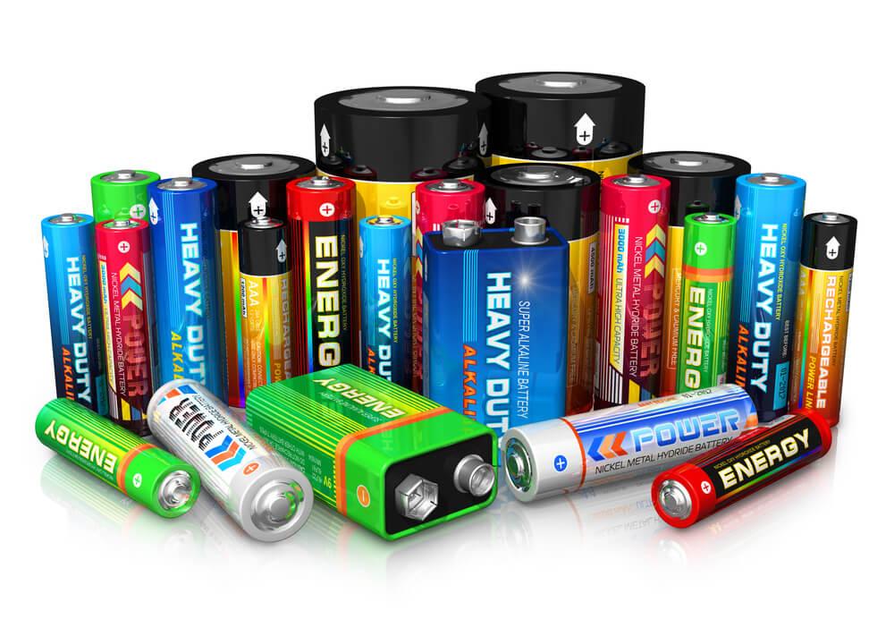 Baterije Kairos Kancelajiski materijal
