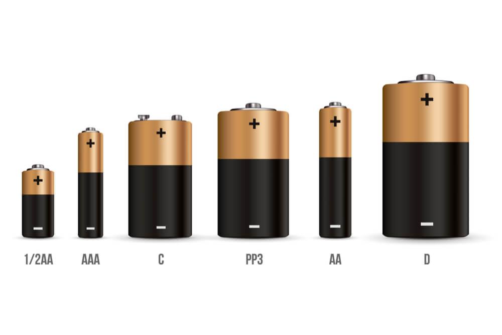 Baterije Kairos Kapcitet Kairos