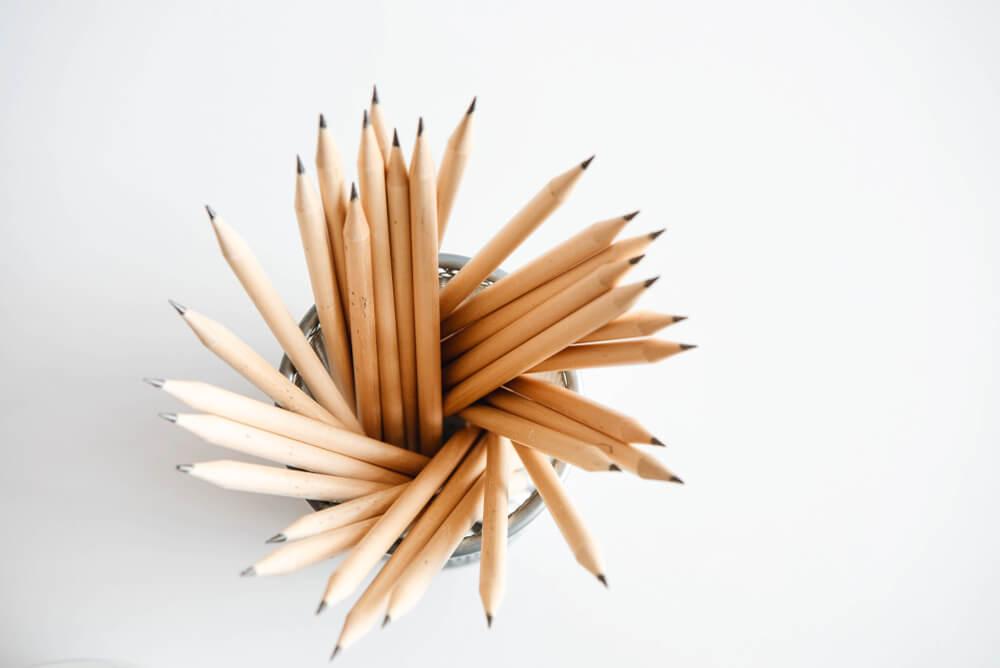 Grafitne olovke 1- Kairos Birooprema