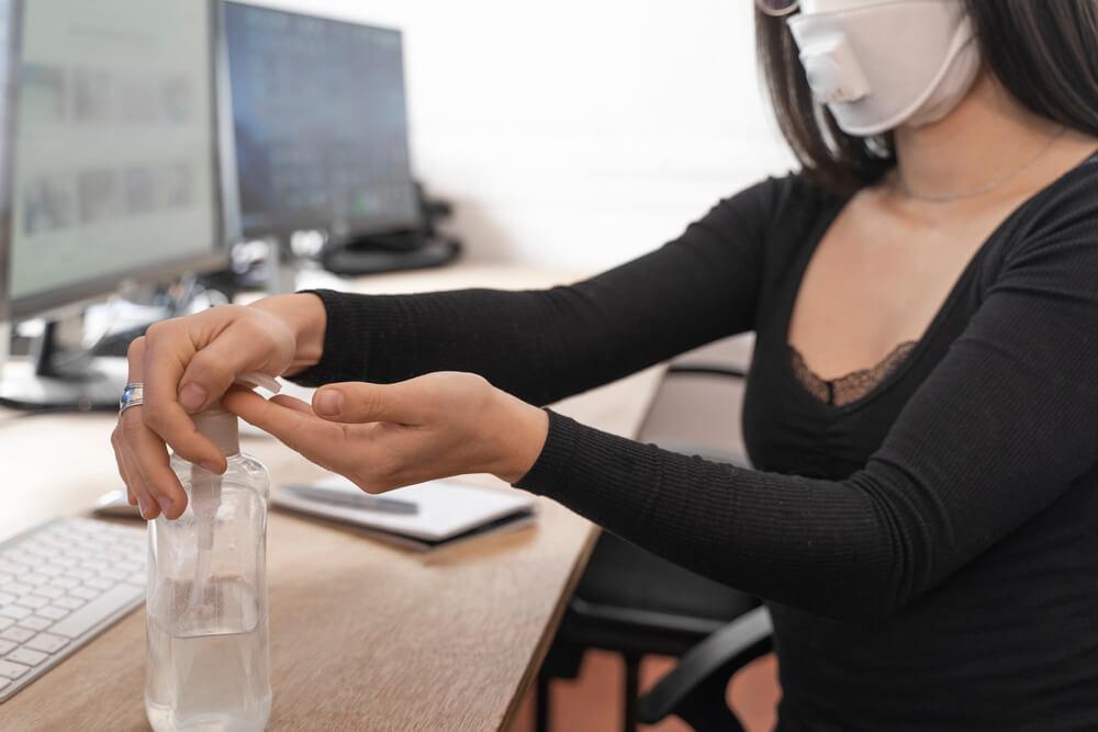 Čišćenje kancelarija za vreme korona virusa