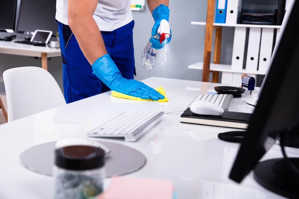 sredstva za čišćenje kancelarijskog nameštaja Kairos Birooprema 1