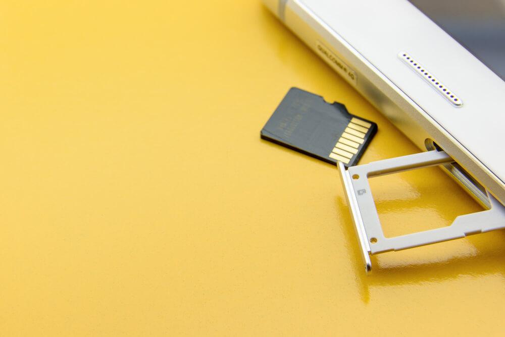 MicroSD kartice